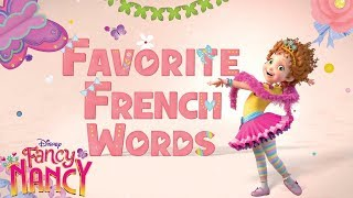 Word of the Day Compilation | Fancy Nancy | Disney Junior