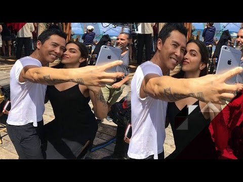 CHECK OUT!! Deepika Padukone ENJOYING On The Sets Of 'XXX' | Bollywood News
