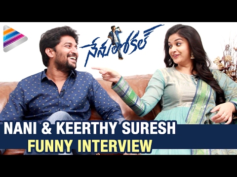 Xxx Mp4 Nani Reveals Funny Facts About Keerthy Suresh Nani And Keerthy Suresh Interview Nenu Local Movie 3gp Sex