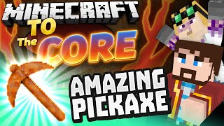 Minecraft Mods - To The Core #13 AMAZING PICKAXE