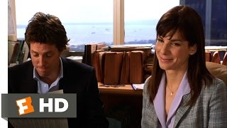 Two Weeks Notice (5/6) Movie CLIP - What Baby? (2002) HD