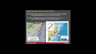 Subduction Zone Observatory Pre-workshop Webinar - New Zealand and Japan