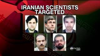 Nuclear Scientist Killed in Iran