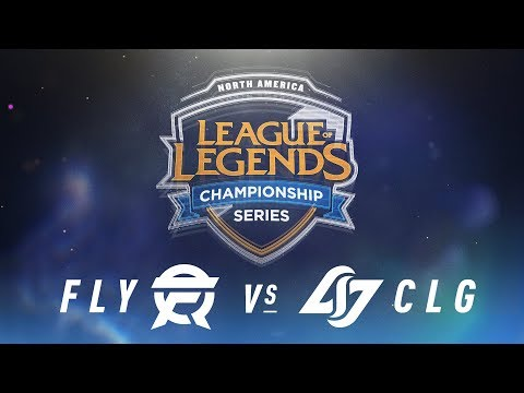 Xxx Mp4 FLY Vs CLG Week 8 Day 1 NA LCS Spring Split Flyquest Vs Counter Logic Gaming 2018 3gp Sex