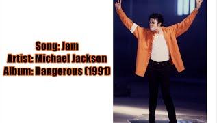 Michael Jackson - Jam Lyrics Video