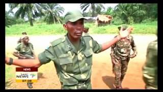 Commander of troops fighting Ugandan Islamic rebels killed in an ambush.