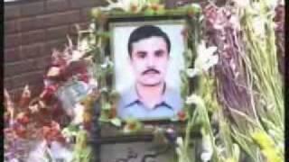 Amir Cheema Shaheed ka Safr-e-Akhirat.........(Ex-Activist of Islami Jamiat Talaba Pakistan)