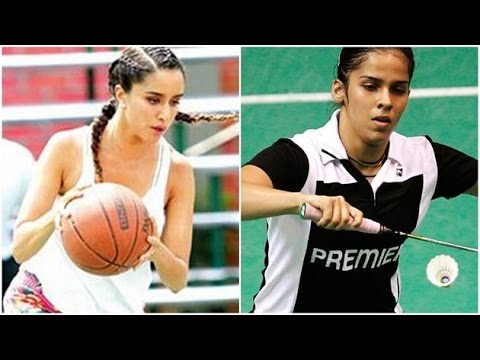 CONFIRMED! Shraddha Kapoor to play lead role in Saina Nehwal's biopic