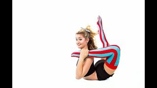 Leah Orleans Contortion Technical Demo