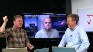StudioTech Live!: 77 - Starting a video Podcast - Blackmagic Television Studio / Wirecast