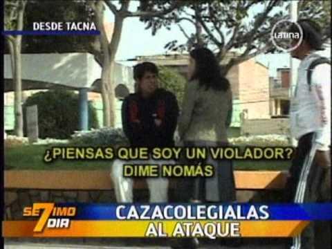 Tacna Cazacolegialas invaden ciudad heróica