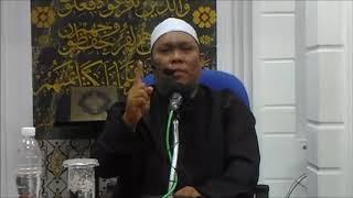 Ustaz Auni Mohamed : Pembongkaran Peristiwa Isra