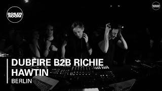 Dubfire b2b Richie Hawtin Boiler Room Berlin DJ Set