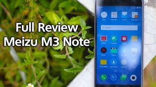 Review Meizu M3 Note Indonesia - Penerus M2 Note