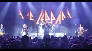 Def Leppard - Rock of Ages & Photograph LIVE @ Offenbach Stadthalle 27.05.15 _HD_