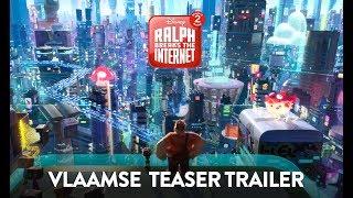 Ralph Breaks The Internet   Vlaamse Trailer Teaser   Disney BE