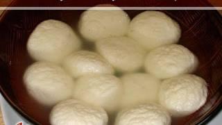 Bengali Rasgulla Recipe by Manjula, Indian Vegetarian Cuisin