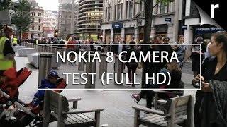Nokia 8 Camera Test Sample (Full HD Video)