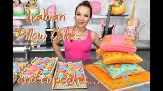 Arabian Pillow 3D Cake