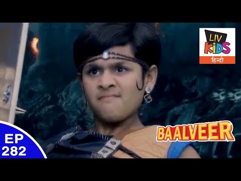 Baal Veer - बालवीर - Episode 282 - Manav Helps Baalveer