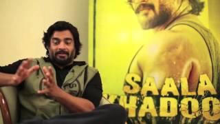 OMG! R.Madhavan Gets Drunk While Shooting 'Saala Khadoos' || #Interview || Bollywood News 2016