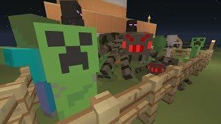 Minecraft Xbox - Googlies Challenge - Part 1