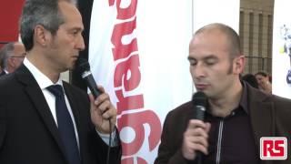 Forum fournisseurs RS Components - LEGRAND - 2016