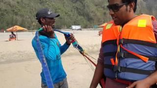 Cox Bazar parasailing Bangladesh fully information