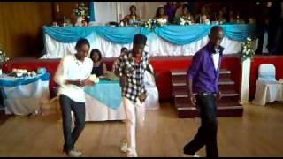 ablaze crew kwaito dance