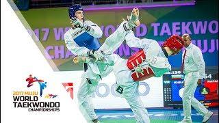 2017 World Taekwondo Championships MUJU _ Final match (Men -74kg)