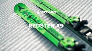Atomic Redster X9 2018/19 presented by Benni Raich