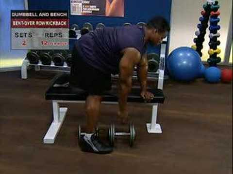 Dumbell Full Body Workout