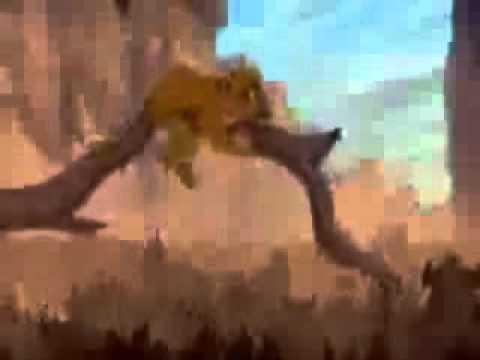 The lion king Mufasa s Death Latin spanish