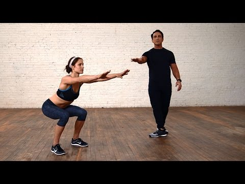 Squats For Beginners How to do a Squat Correctly