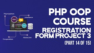 PHP OOP Tutorials in Urdu/Hindi Part 14 of 15  Registration Form Project