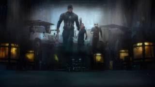 Captain America: Civil War (2016) - Blu-ray menu