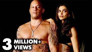 Deepika Padukone's xXx: The Return Of Xander Cage PROMO Video