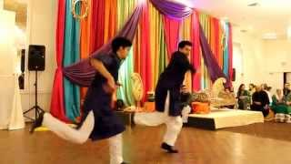 Saad and Anum - Best Mehndi Dance of 2015