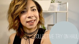 Collective try on haul