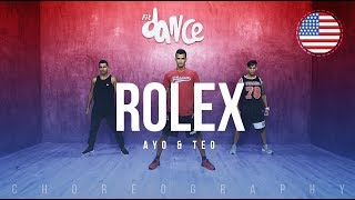 Rolex - Ayo & Teo   FitDance Life (Choreography) Dance Video