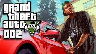 GTA 5 (GTA V) [HD+] #002 - Abschlepper & Kidnapper ★ Let's Play GTA 5 (GTA V)