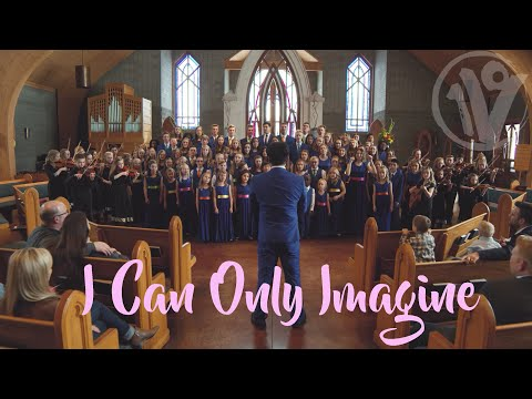 I Can Only Imagine by MercyMe cover by One Voice Children s Choir