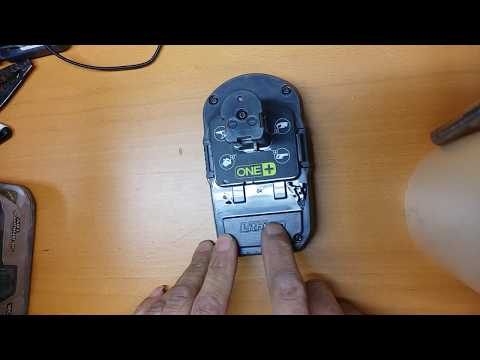 How to revive a Ryobi 18 volt lithium battery. Quick and easy