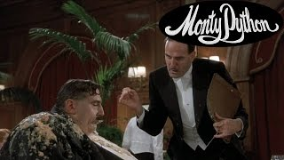 Mr. Creosote - Monty Python's The Meaning of Life