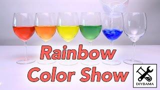 Rainbow Color Show (Rainbow Connection Reaction)