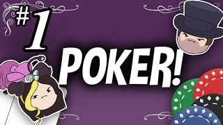 Poker - PART 1 - With the Grumps! - Table Flip