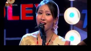 Dy Medley Season2  Sonowal Traditional Bihu performed by Dimpy Sonowal & Jayanta Sonowal