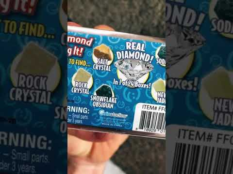 Diamond Hunting shorts