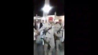COAS General Raheel Shareef in Masjid-e-Nabiwi (Madina) - InfoMazza.com