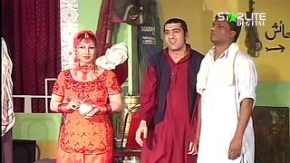 Amanat Chan and Zafri Khan New Pakistani Stage Drama Full Comedy Clip